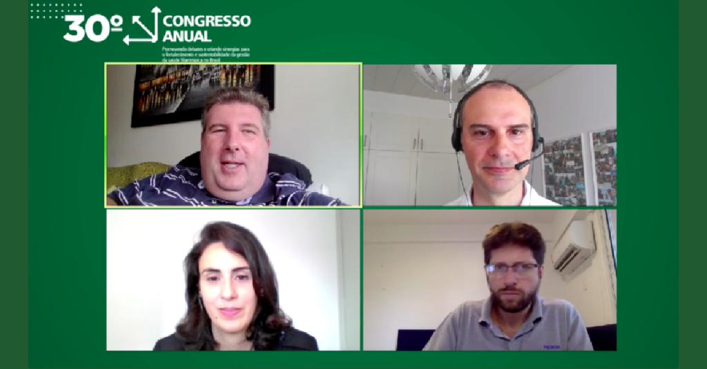 Presidente do techtools group media debates sobre inovação no 30º Congresso Anual daFehosp